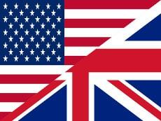 flag usa uk british vs american vocabulary